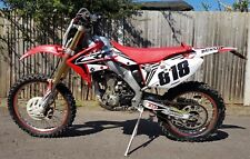 2013 Honda CRF 250 X HPI Clear Only 2700 miles (Non running) UK Delivery poss