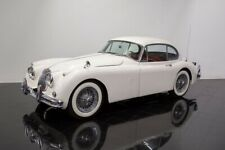 1958 Jaguar XK SE Fixed Head Coupe