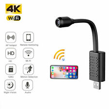 Mini IP Kamera Wireless WLAN 4K WiFi Camera Überwachungkamera Spycam 1080P HD
