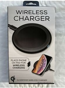 2 Pack Wireles Charger Qi-Enabled Devices New Model 5WCH001 Galaxy, iPhone, LG..