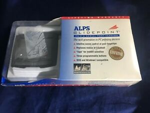 "ALPS Glidepoint PS/2 Serial w/Intuitive cursor control ""Taps"" Buttons 100892-00"