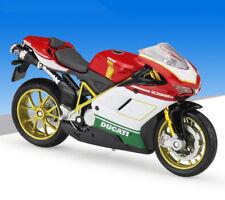 1:18 Maisto DUCATI 1098S Red Motorcycle Bike Model New in Box