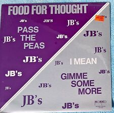 THE J.B.'s -LP- Food For Thought NEW SEALED reissue