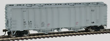 Walthers Gold Line 50' Airslide Covered Hopper Milwaukee Road MILW 109956  HO