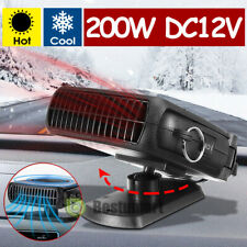12-Volt Portable Auto Car Heater Heating Cooling Fan Electric Defroster Demister