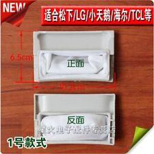 (2 pieces) Panasonic Washing Machine Lint Filter Bag (10.2cm x 6.5 cm) LG Kolin