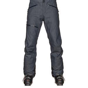 "New $550 Bogner Fire + Ice Hakon Mens Ski Pants 2XL 42""  Denim Blue Snowboard"