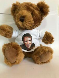 CLIFF RICHARD TEDDY BEAR Present Day Image