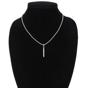 Lagos | Caviar Spark Diamond Stick Necklace