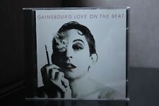 SERGE GAINSBOURG - love on the beat - CD