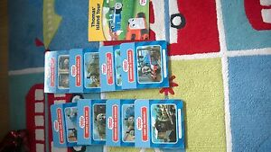 Thomas And Friends Childrens Books x 9 in good condition