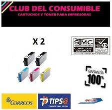 10 X CARTUCHOS HP 364XL NO OEM PhotoSmart D 5463 Photosmart D 5468