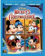 Mickey's Christmas Carol 30th Anniversary Edition [New Blu-ray] With D