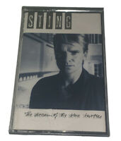 Factory Sealed (shrink wrapped) The Dream of the Blue Turtles by Sting Cassette