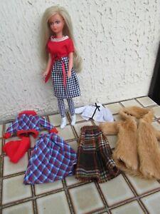 poupée Tressy de Bella en parfait état, réimplantée et habillée