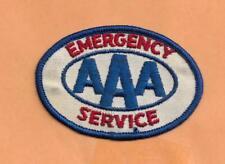 "AAA EMERGENCY SERVICE  PATCH  3 1/2"" # 3"