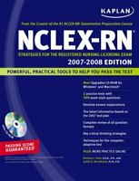 NCLEX-RN Exam 2007-2008 : Strategies for the Registered Nursing Licensing Exam