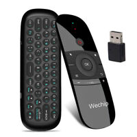 AM_ W1 2.4G WIRELESS KEYBOARD AIR MOUSE SMART REMOTE CONTROL FOR ANDROID TV BOX