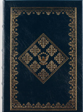 New listing President Jimmy Carter Signed Book A Full Life Easton Press Leather Autographed