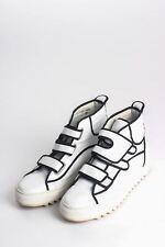RAF SIMONS Velcro Fastening Hi-top Sneakers EU 44/ UK 10