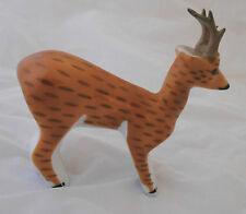 Sargadelos Porcelain Orange Deer - NEW