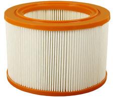 Lamellenfilter für Nilfisk - Alto 302000658 STAUBKLASSE H, Filter Absolutfilter