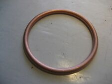 NEW VINTAGE BMW EXHAUST PIPE COLLAR COPPER CRUSH GASKET CRUSH RING R24-R60/2 NEW