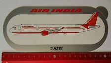 Aufkleber/Sticker: Airbus A321 / Air India (090417108)