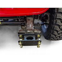Front Bumper Spacer Mount Bracket for Jeep Wrangler JL & Gladiator JT