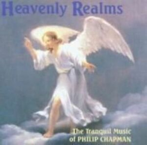 Heavenly Realms CD - The Tranquil Music of Philip Chapman