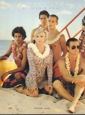 St. John Sport Marie Gray Cruise 2004 Fashion Catalog 020419DBF