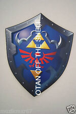 SDCC Comic Con 2015 EXCLUSIVE Viz Media ZELDA Shield made of cardstock