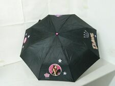 Ombrello pioggia IL MONDO DI PATTY bambina ragazza Nero con stampe colorate G12