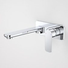 Caroma Luna Wall Basin or Bath Mixer Chrome 68186C5A