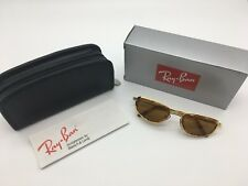 3c7e250364 Vintage Sunglasses Ray Ban Rituals Metal Soft Rectangle by Bausch   Lomb