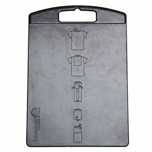 Household Essentials 195 Shirt Folding Board For Laundry | Folds T-Shirts