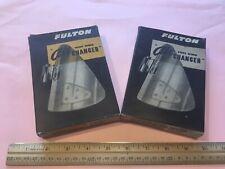 New listing Nos Vintage Original Fulton Pair Box Only Chevy Gm Accessory 40s 50s Lowrider 39