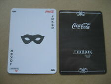 Joker No. 114. Coca-Cola Nordic. Single Playing Card