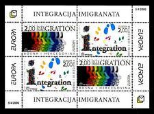BOSNIA-ERZEGOVINA - BF - 2005 - Europa: Integrazione