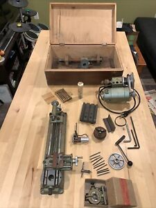 Unimat-SL DB200 Lathe In Original Box! Made in Austria