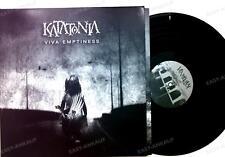 Katatonia - Viva Emptiness Europe LP 2011 FOC + Innerbag /2