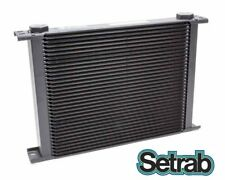 SETRAB OIL COOLER P/N  934 (34 ROW ) P/N 50-934-7612, COOLER ONLY, FREE SHIP!