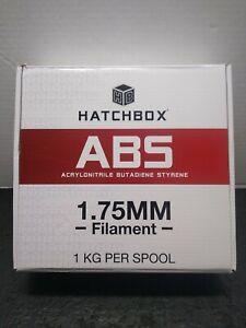 Hatchbox ABS - 1.75mm Filament (1KG) - 3D Printer Filament