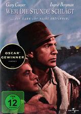 Wem die Stunde schlägt (Gary Cooper - Ingrid Bergman)                | DVD | 043