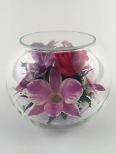 Last Forever Roses Bouquet Preserved In Fancy Glass Jar.