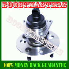 Rear Wheel Bearing 4-Lug Conversion Hub w/ABS 4WD For 91-02 Saturn SL SL1 SL2