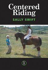 Centered Riding Part 1 by Sally Swift - DVD - Brand New & Sealed