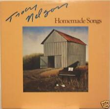"""TRACY NELSON """"HOMEMADE SONGS"""" lp USA mint"""