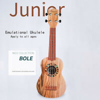 "Fun Little Toys 21"" Toy Guitar Ukulele for Kids  Musical 21 Burlywood YK"