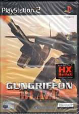 Gungriffon Blaze Videogioco Playstation 2 PS2 Sigillato 4033756003434